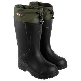 Boots, 5-layer insert, up to -45 ° C, size 47-48, color black.