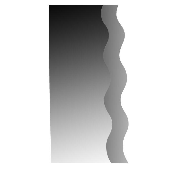 Зеркало «Барселона», настенное, 49,5×127,5 см