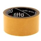 Клейкая лента двухсторонняя Profitto, 48 мм х 10 м - фото 7381