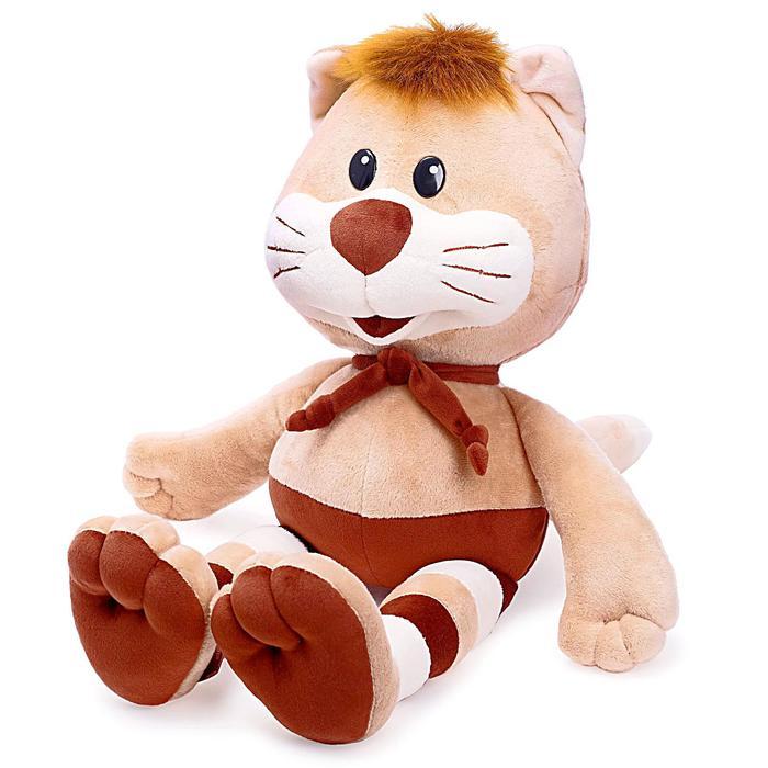 Мягкая игрушка «Кот Полосатик» - фото 4468095