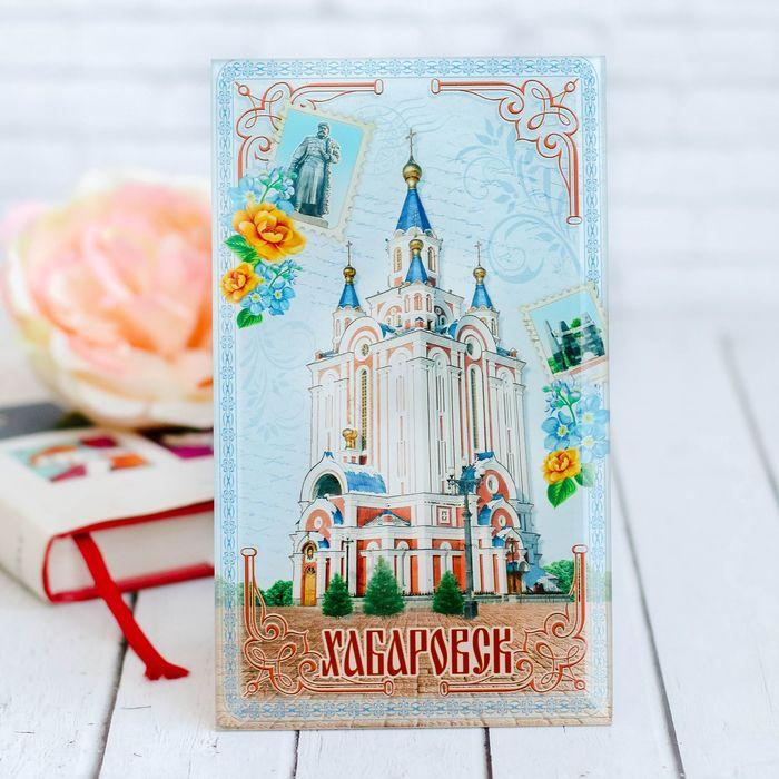 Настольная картина «Хабаровск»