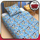 """Одеяло 1,5 сп """"Микки Маус и его друзья"""" 140*205 см файбер, поплин, 200 г/м2"""