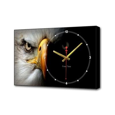 """Часы настенные, серия: Животные, """"Орёл"""", 37х60 см"""