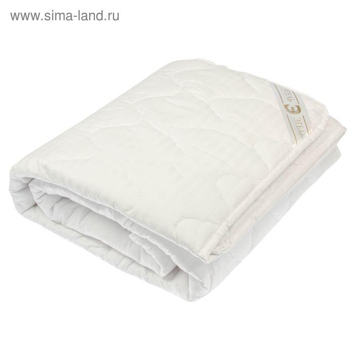 """Одеяло """"Этель"""" Лебяжий пух 140*205 см, сатин, 300 гр/м2"""