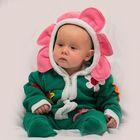 """Детский карнавальный костюм """"Малышка-цветочек"""": комбинезон, на 6-9 месяцев (рост 75 см)"""