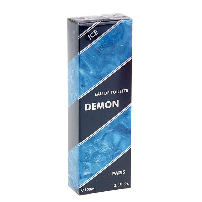 Туалетная вода мужская Demon Ice, 100 мл