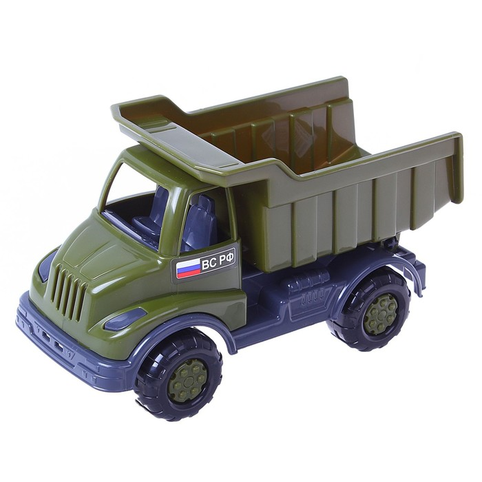 Автомобиль-самосвал военный «Кнопик»