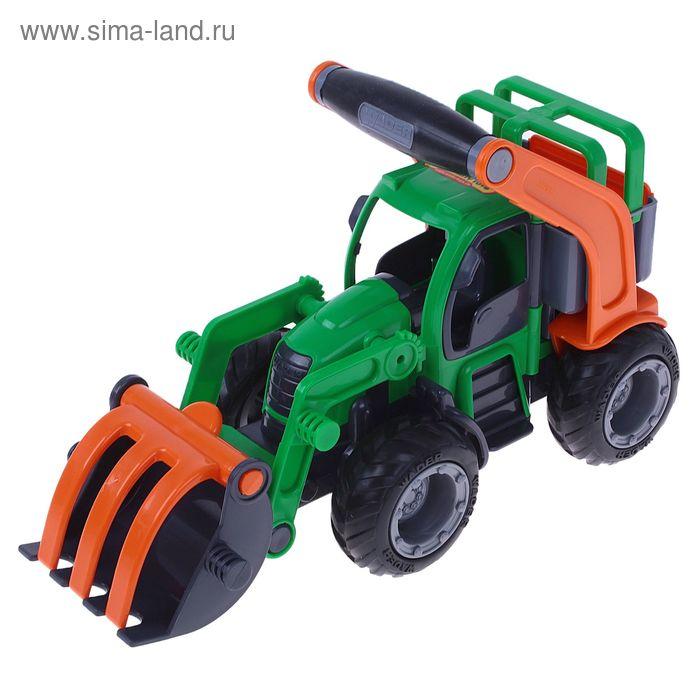 """Трактор-погрузчик """"ГрипТрак"""""""