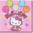 Салфетки бумажные Hello Kitty, 33 см, набор 16 шт.