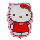 """Шар фольгированный 12"""" Street """"Hello Kitty"""" для палочки"""