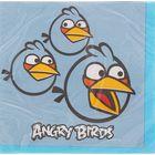 Салфетки бумажные Angry Birds, 25 х 25 см, набор 16 шт.