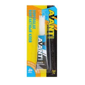 Клей моментальный AVANT-gard, 3 гр