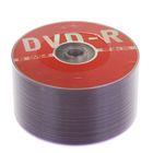 Диск DVD-R Data Standard, 16x, 4.7 Гб, Спайка, 50 шт