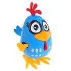 Toy clockwork Bird jumps, MIX color
