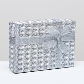 "Коробка подарочная ""Россыпь блёсток"" 11 х 8 х 3 см в Донецке"