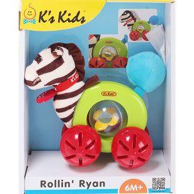 Развивающая игрушка «Райан на роликах» со звуком