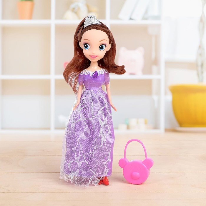 """Doll """"Sonia"""" with accessories, MIX"""