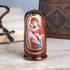Матрёшка «Православная», 3 кукольная, Владимирская, Казанская, Почаевская