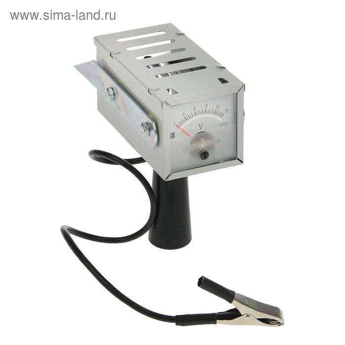 Нагрузочная вилка для аккумулятора НВ-01, 12 В