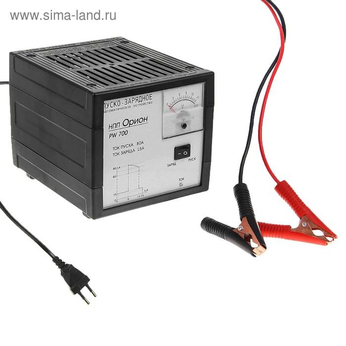 """Пуско-зарядное устройство """"Орион-700"""", 10/80 А, 15 В"""