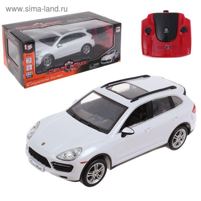 """Автомобиль """"Porsche Cayenne S"""" с обычными колесами 85151"""