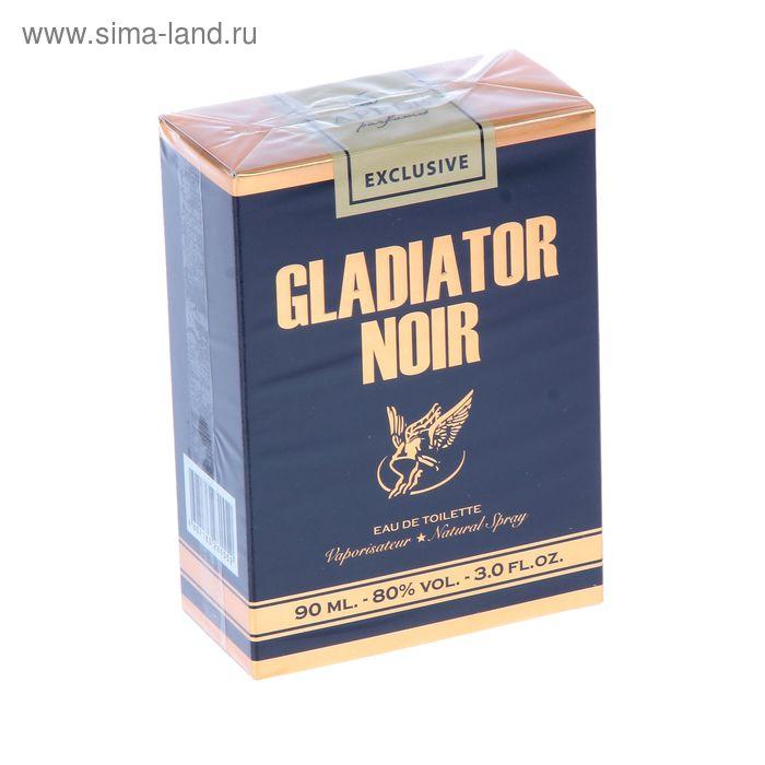 Туалетная вода мужская Gladiator Noir, 90 мл