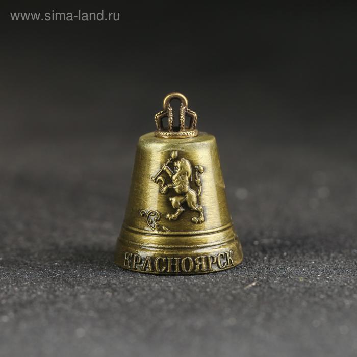 """Колокольчик """"Красноярск"""""""