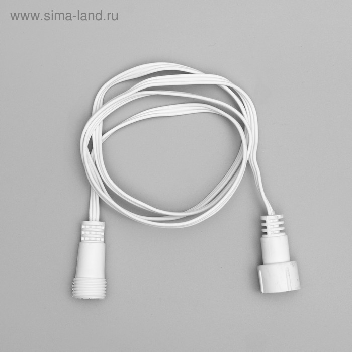 Удлинитель для гирлянд УМС 3W, Н.Б., 1 метр