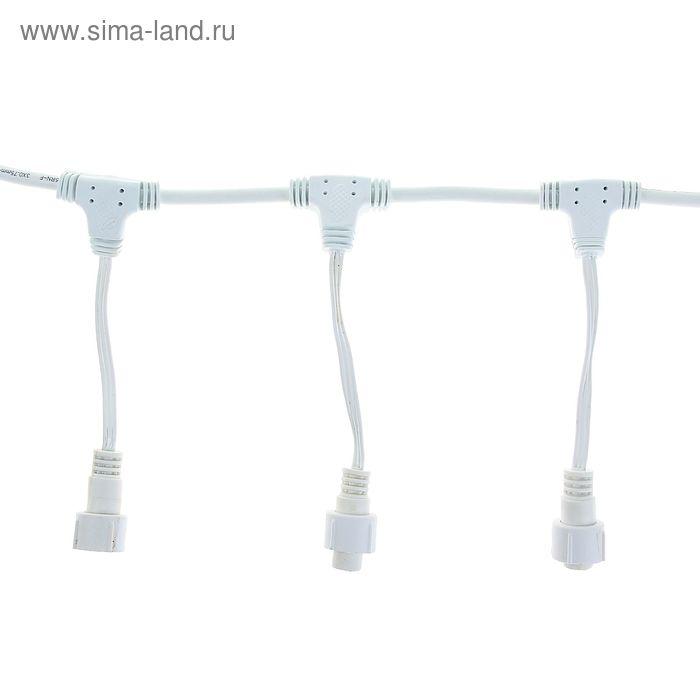 Разветвитель для гирлянд УМС 3W Н.Б. (1 вход, 3 выхода)