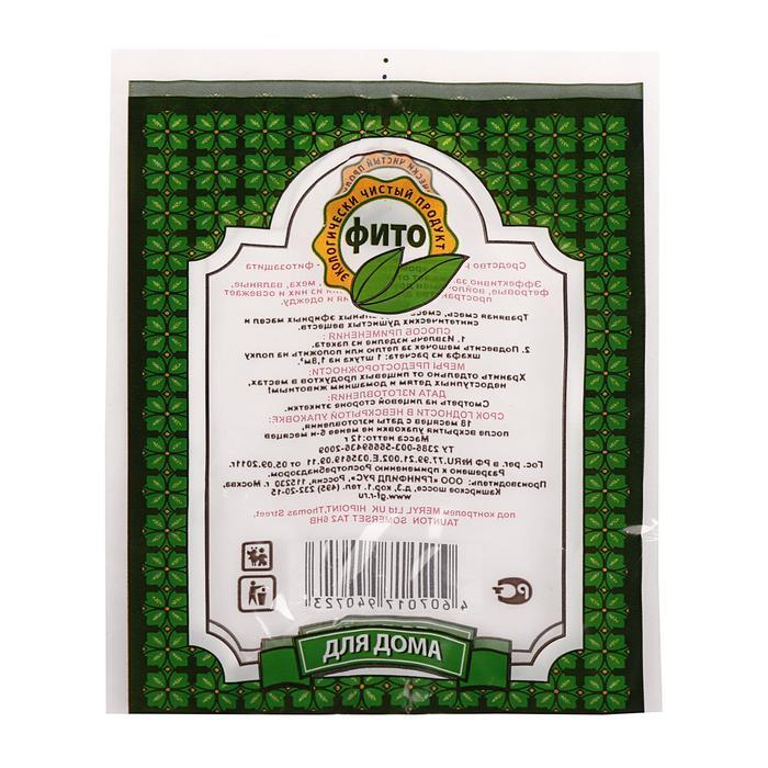 Антимоль-Фитозащита с ароматизатором для защиты от моли, мешочек, 12 г