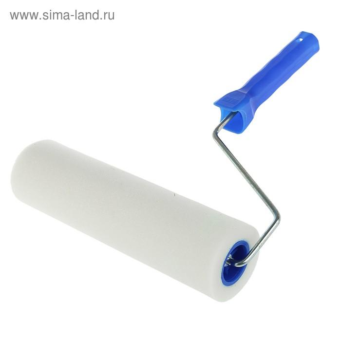 Валик TUNDRA basic, поролоновый, 250 мм. диаметр 40 мм