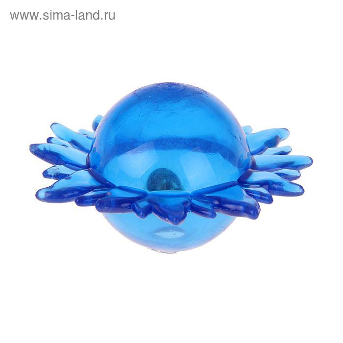 """Игрушка-бумеранг """"Солнце"""", 12 см, прозрачное, микс цветов"""