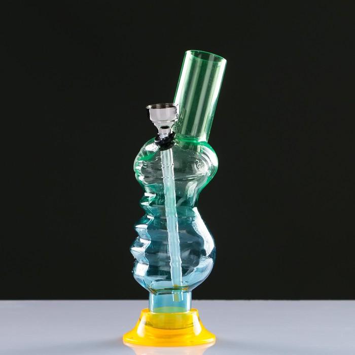 """Бонг """"Змей"""", 15 см, разноцветный, микс"""