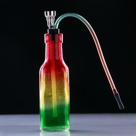 """Бонг """"Бутылочка"""", 19,5 см, разноцветный, микс"""