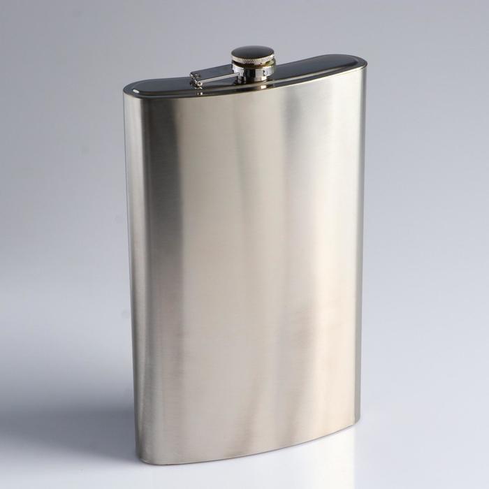 Фляжка 1920 мл, металл