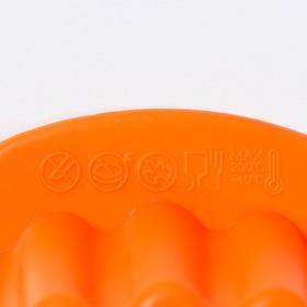 {{photo.Alt || photo.Description || 'Форма для выпечки Доляна «Рифлёный круг. Звезда», 29×28 см, с ручками, цвет МИКС'}}