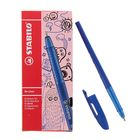 Ручка шариковая Stabilo RE-Liner 868, узел 0.5 мм, чернила синие