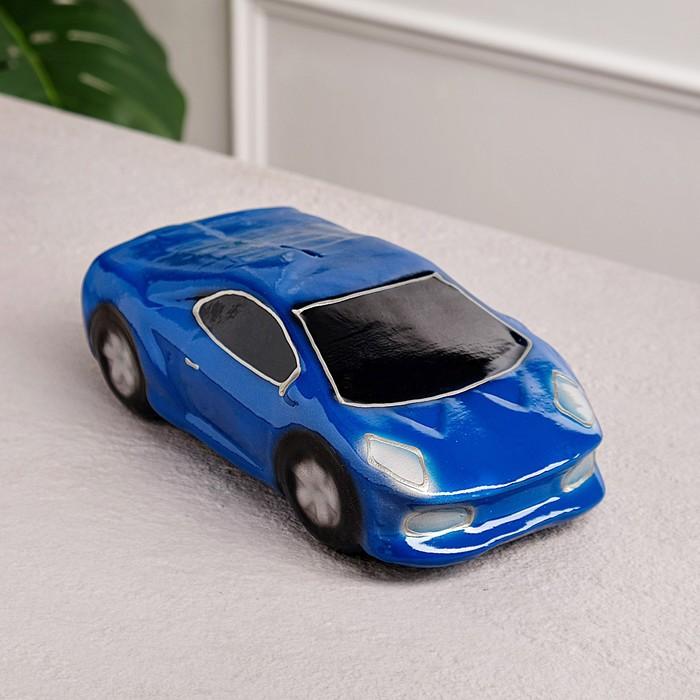 "Копилка ""Машина мечты"" синяя"