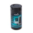 Салфетки влажные «Zala» для очистки пластиковых поверхностей, 100 шт
