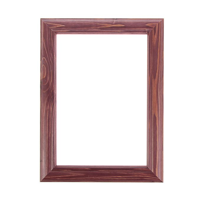 Рама для зеркал и картин 21х30х3,8 см, Diana тёмно-коричневая