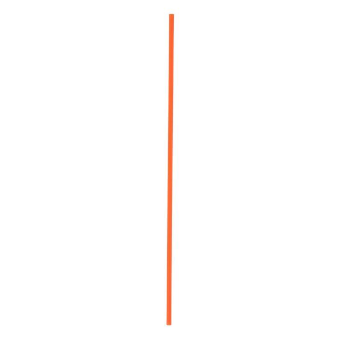 Трубочка для шаров, 32 см, d=5 мм, цвет красный