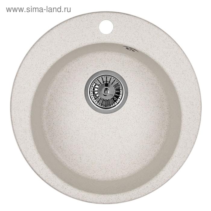 """Мойка кухонная гранитная Granula 4801 """"Пирит"""""""