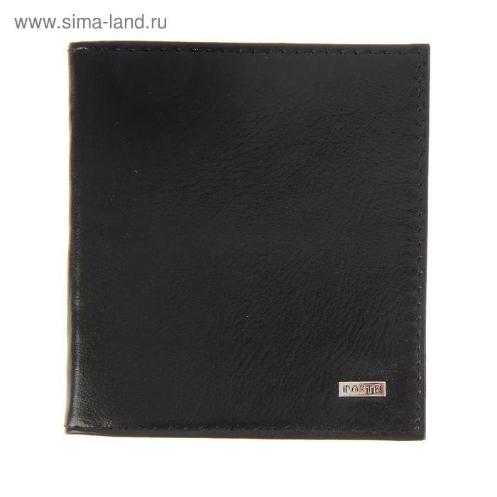 Кредитница, 2 ряда, 72 кармана, чёрный глянцевый