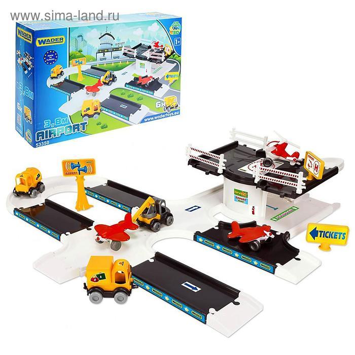 Аэропорт Kid Cars 3D