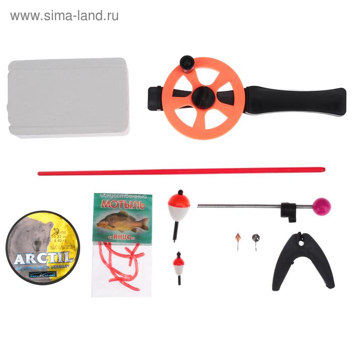 Набор рыболова для зимней рыбалки №2