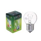 Лампа накаливания Favor ДШ, Е27, 40 Вт, 230 В
