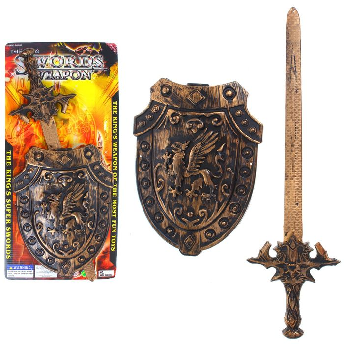 Набор рыцаря «Грифон», 2 предмета
