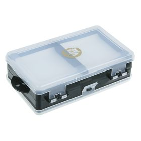Box TK-22 d / small items 7 compartments, size 15.4 * 9.7 * 4.6 cm with isolon.