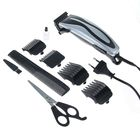 Машинка для стрижки волос Zimber ZM-10037, 4 насадки  микс