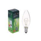 Лампа накаливания Favor ДС, Е14, 60 Вт, 230 В